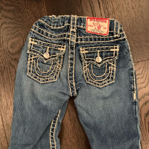 True Religion Other - Boys true religion jeans